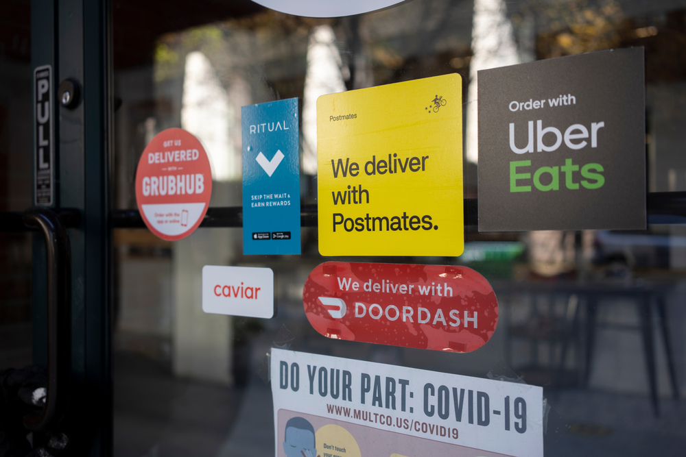 Meal Delivery Apps Shape Up, says Seattle