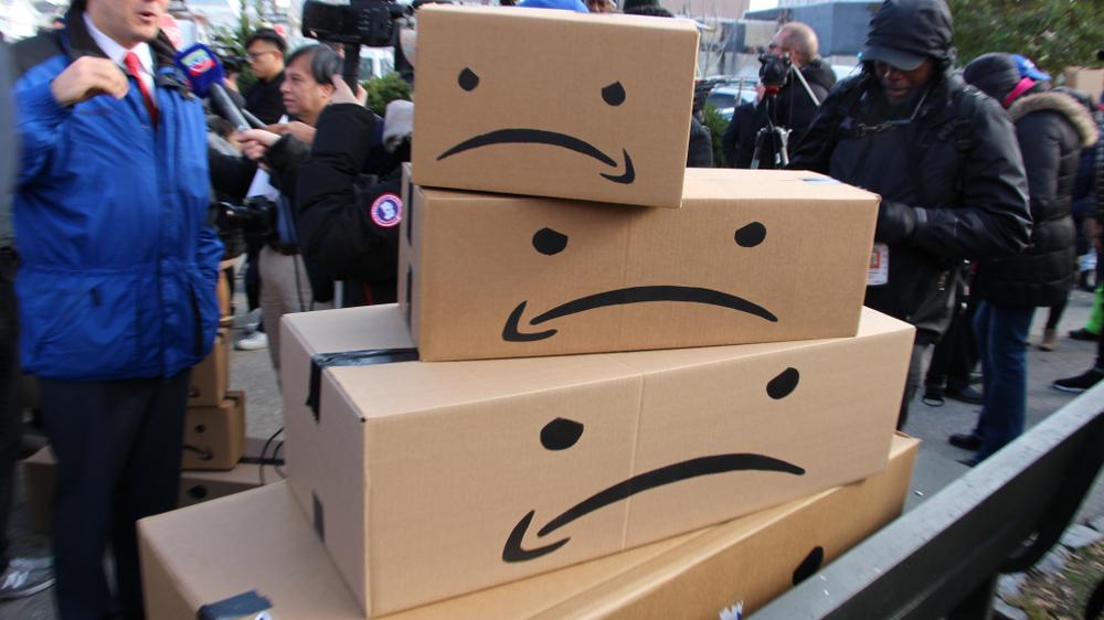 Unionizing Amazon: Can It Be Done?
