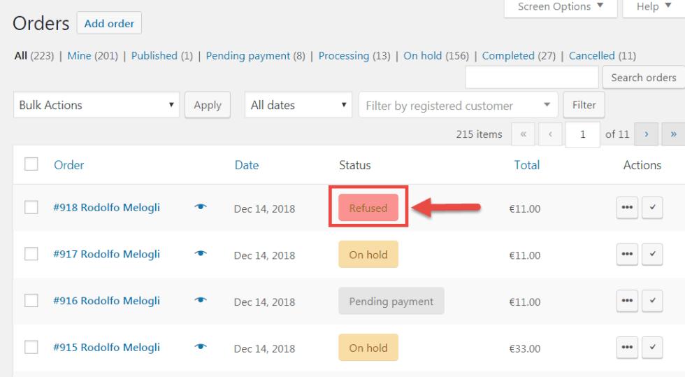 WooCommerce: Send a Custom Email on Order Status Change