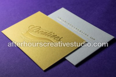 gold-satin-triplex-foil-business-card