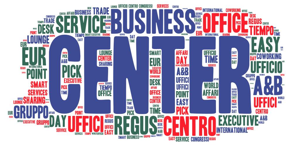 Tag Cloud nomi business center