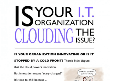 Is your IT provider clouding the issue?