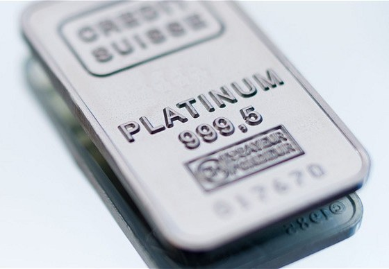 Platinum as investment