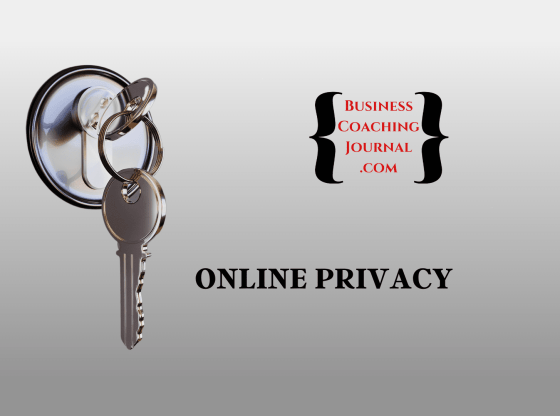 ONLINE PRIVACY Facebook Leak - Business Coaching Journal