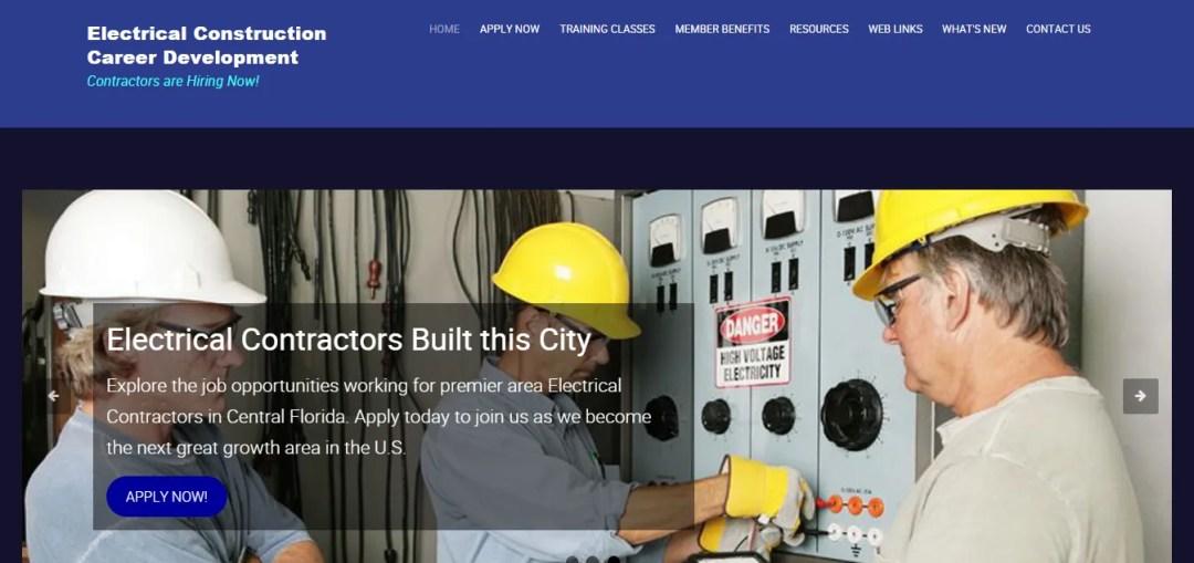 TEC Business Consulting Miami Web Design