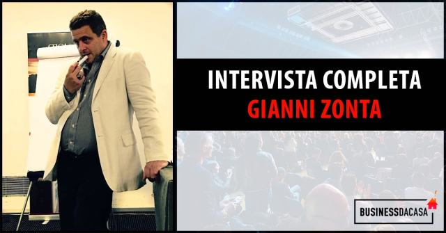 Gianni Zonta Intervista