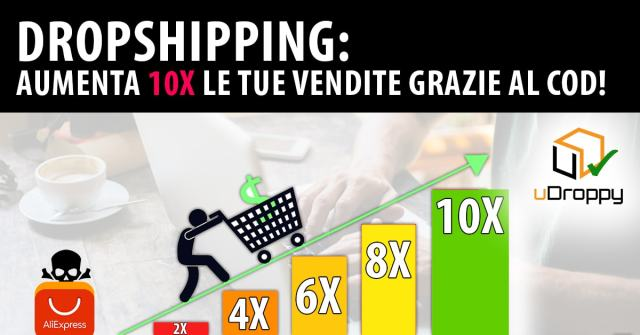 Dropshipping e Cash On Delivery