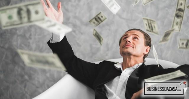 come si diventa ricco come fare soldi extra rapidamente italy
