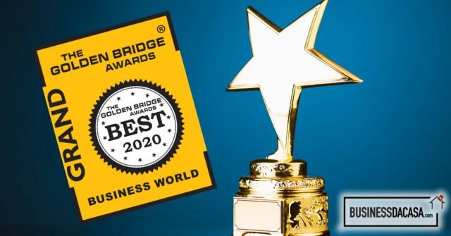 Golden Bridge Awards 2020