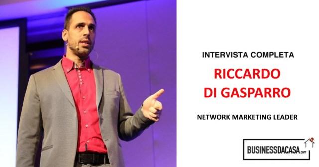 Riccardo Di Gasparro networker