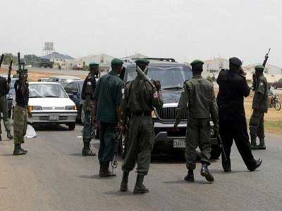 Lockdown: Man shot dead for allegedly breaching checkpoint in Delta - Businessday NG