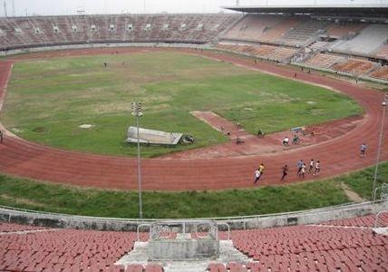 Indoor Sports Hall National Stadium Lagos