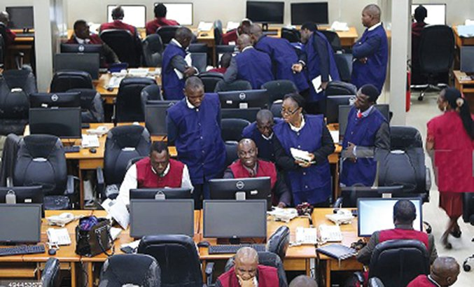Nigeria stock market fails to sustain gains - Businessday NG