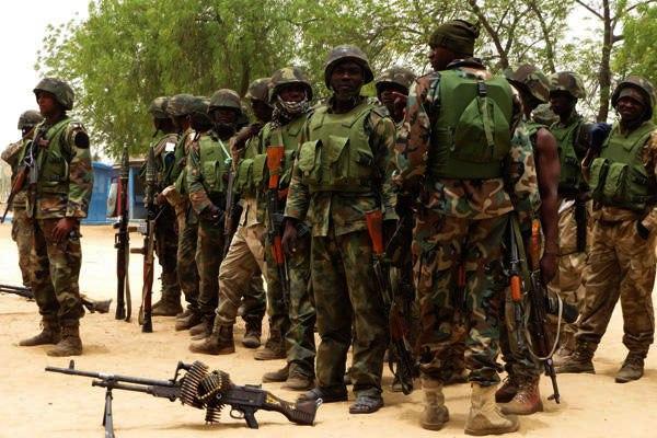 Insecurity: Troops kill 200 armed bandits in Katsina, Zamfara - Businessday NG