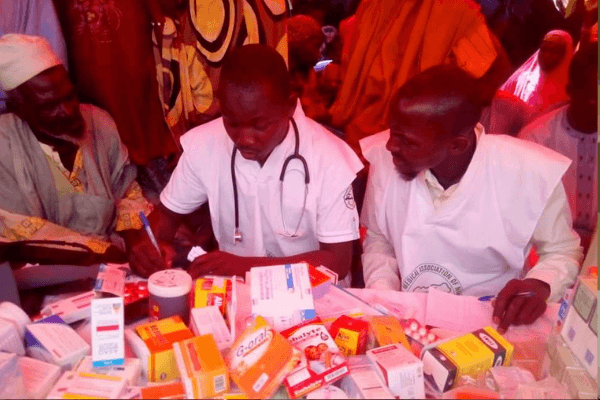 CCNN donates N6m drugs to 6 Sokoto healthcare centres