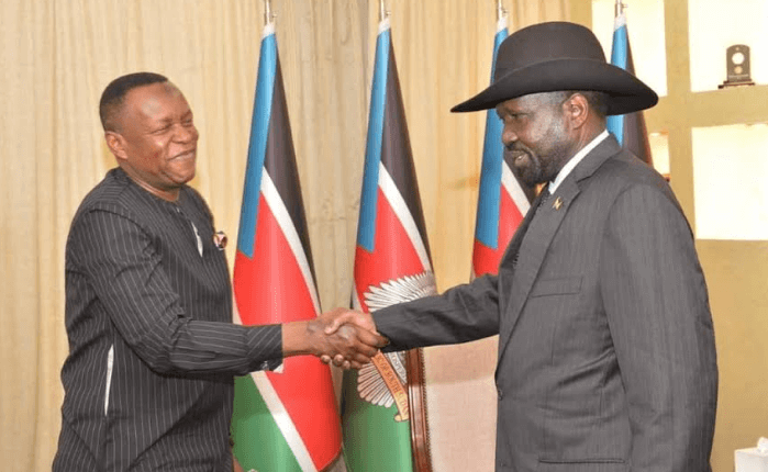 South Sudan On Thursday Revealed Plans To Roll Out Distance Learning Programmes On The Radio For Children Out Of School Due To The Outbreak Of Coronavirus (covid 19). Awut Achuil, The Minister Of Ge