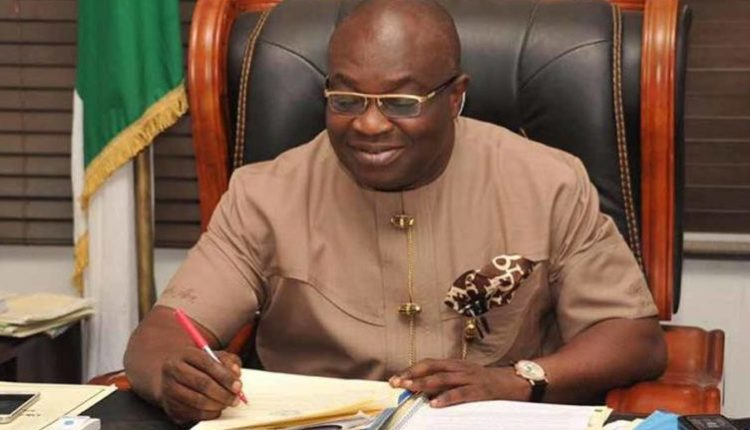 Abia governor, Ikpeazu, recovers from COVID-19 - Businessday NG