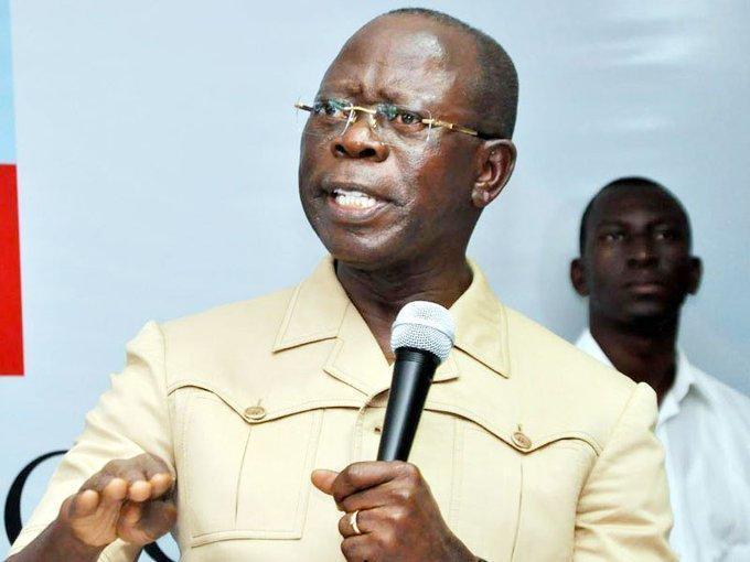 Edo 2020: We'll go to court if PDP fields Obaseki - Oshiomhole -  Businessday NG