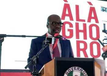Alaghodaro 2019: Reforms, people-oriented policies will earn me 2nd term - Obaseki - Businessday NG