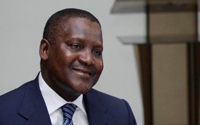 Dangote, Africas richest Man Ends Year $4.3bn Better Off - Businessday NG