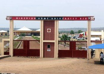 Belemaoil builds N3bn engineering faculty for Army University in Biu - Businessday NG