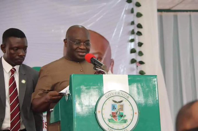 Fulfill Your Promise On Road Reconstruction During Dry Season, Aba Residents Tell Ikpeazu