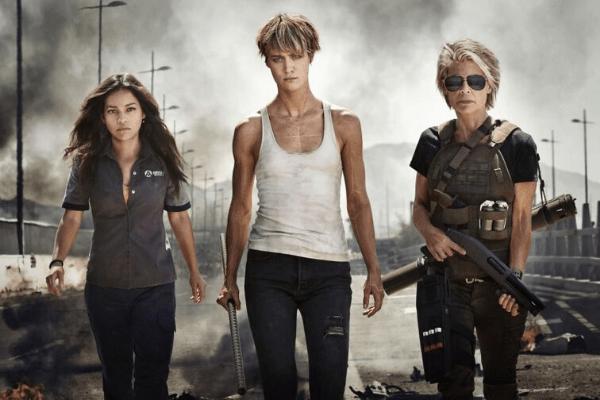 Movie Review 49  Terminator Dark Fate - Businessday NG