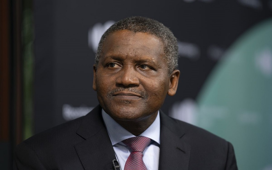 CBN sets up Dangote led private sector coalition against Coronavirus - Businessday NG