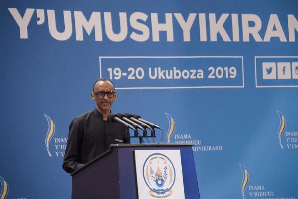 Everything we learnt from Rwandas 2019 national dialogue session - Businessday NG