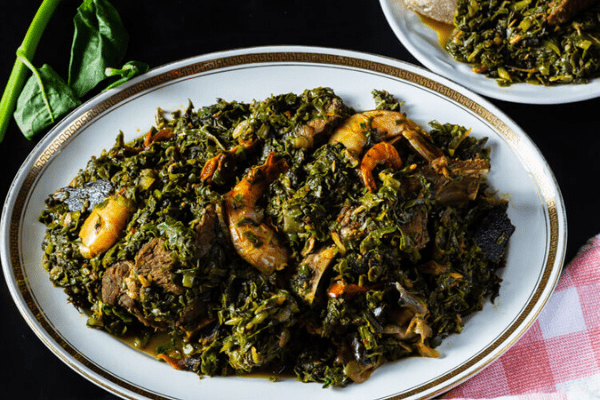 Edikaikong: A delicious and nutritious soup from the South South of Nigeria