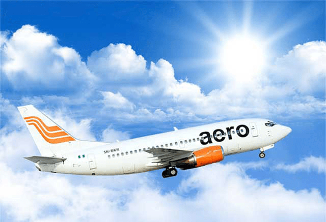 Aero expands routs, increases frequency - Businessday NG