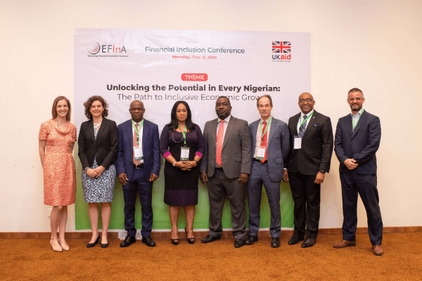 EFInA welcomes funding commitment from UK aid - Businessday NG