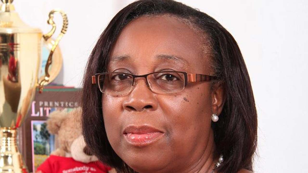 Lagos State Ministry Education Or Commissioner Education Folashade Adefisayo Or Adefisayo