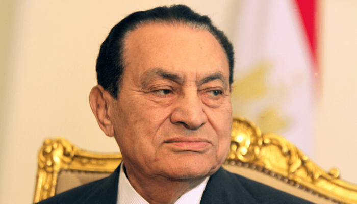 Egypts Hosni Mubarak dies aged 91 - Businessday NG