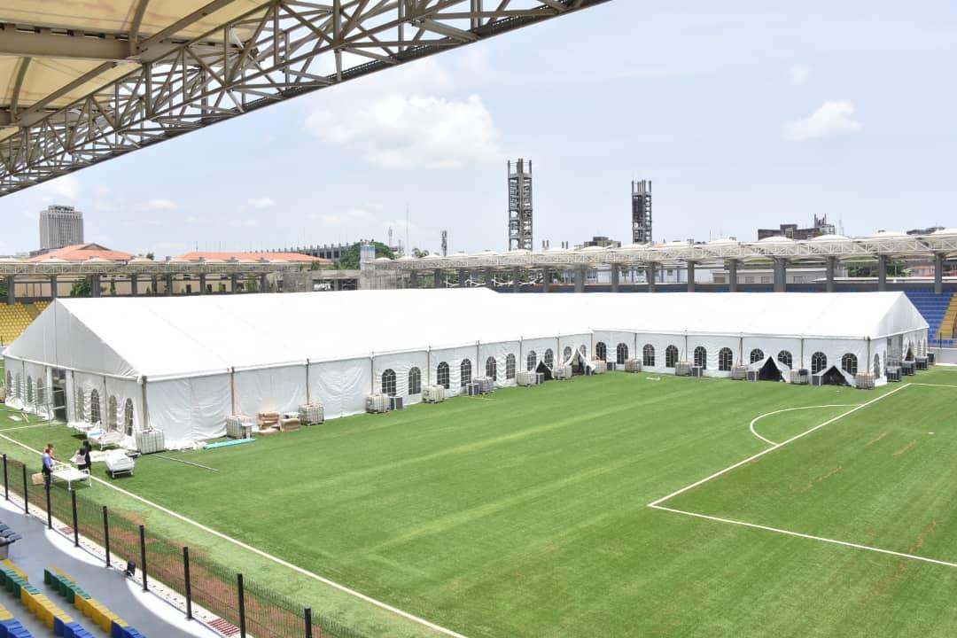 Lagos state, GTBank partner on Coronavirus isolation centre at Onikan Stadium - Businessday NG
