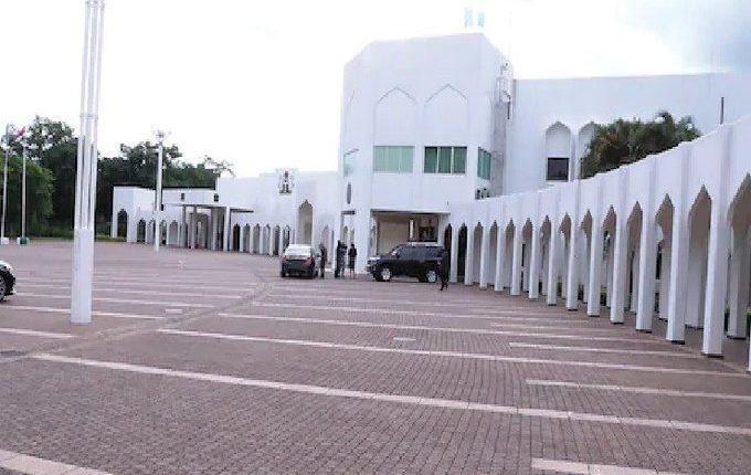Presidency fumigates Buharis office