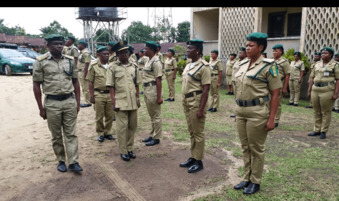 The Nigerian Correctional Service (ncos), Says It Has Placed Restriction On Visit To Correctional Centres In Enugu State, As Part Of Measures To Prevent Spread Coronavirus In The State. Mr Joseph Em