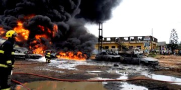 Abule-Ado pipeline explosion reinforces the need for insurance - Businessday NG