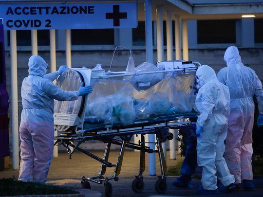 NNN: ارتفع عدد الإصابات بالفيروسات التاجية في ثلاثة أرباع مناطق إيطاليا ، وفقًا لورقة بحثية نشرتها يوم الخميس مؤسسة GIMBE ، حيث تشهد البلاد ككل زيادة صافية أسبوعًا في عدد الإصابات لأول مرة منذ أبريل. قامت مؤسسة GIMBE ، وهي مرصد للقطاع الصحي ، بتحليل البيانات الرسمية لوزارة الصحة لتثبت أنه في الأسبوع من 22 […]