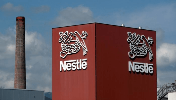 Nestle shares hit lowest price in 12-months amid market sell off - Businessday NG