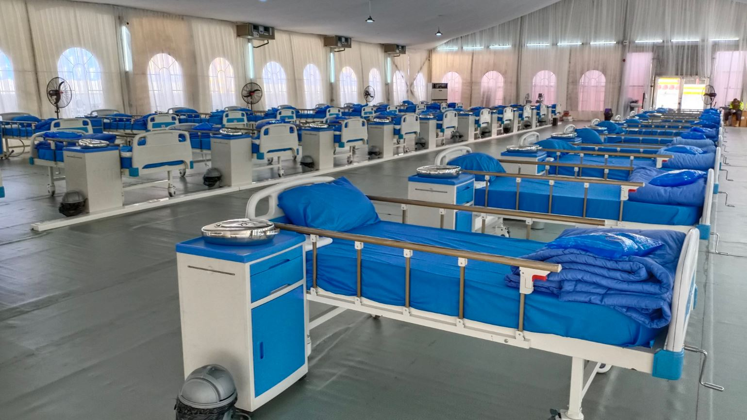 Many COVID-19 patients not in isolation centres due to shortage of bed space - NCDC - Businessday NG
