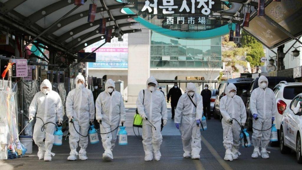 NNN: Las nuevas infecciones por coronavirus de Corea del Sur cayeron por debajo de 30 el lunes a medida que se desaceleraron los casos importados, pero las infecciones rastreadas por la iglesia continuaron presionando la lucha antivirus del país. El país identificó 28 casos de virus adicionales, incluidas 17 infecciones locales, lo que elevó el […]