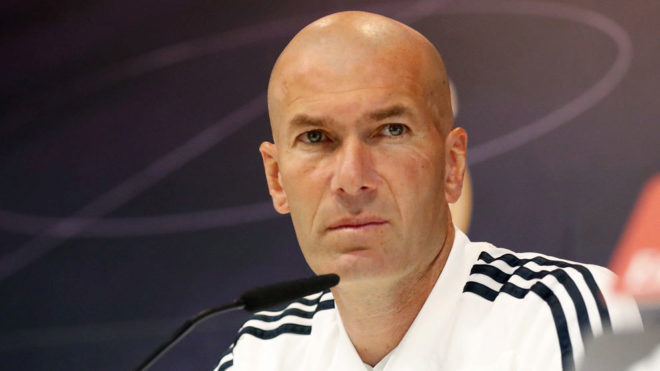 LaLiga: Zidane hails fit and ready Real Madrid - Businessday NG