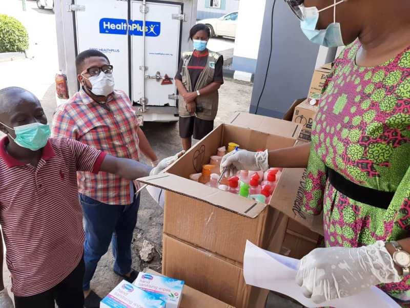 Ebola containment trust fund, Nigeria donates PPEs to NCDC, Lagos - Businessday NG