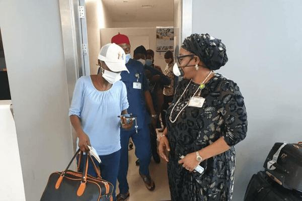 Breaking: Temitope Ariwolo, otherNigerians held captiveinLebanonarrive Nigeria - Businessday NG
