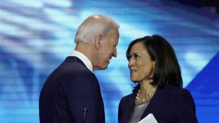 """NNN: Joe Biden, el presunto candidato presidencial demócrata, ha seleccionado a la senadora de California Kamala Harris como su compañera de fórmula para las elecciones presidenciales de Estados Unidos en noviembre. """"Tengo el gran honor de anunciar que he elegido a Kamala Harris, una luchadora intrépida para el pequeño y uno de los mejores servidores […]"""