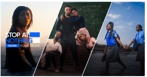 TECNO launches Its New #Stopatnothing campaign