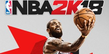 636317613038685364 2KSMKT NBA2K18 STD AGN FOB NOAM - Kyrie Irving lands NBA cover 2K18