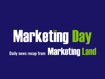1515102820 marketing day header v2 mday - Marketing Day: Facebook's latest missteps, YouTube creator updates and more