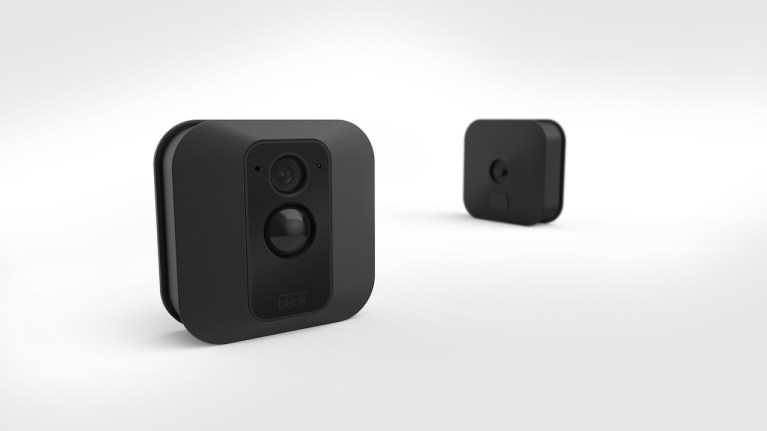 blink outdoorv2 front hero logo 36in jpg - Amazon reportedly paid about $ 90 million for security camera maker Blink